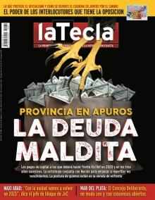 Revista LA DEUDA MALDITA