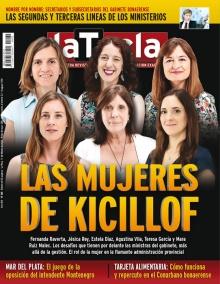 Revista LAS MUJERES DE KICILLOF