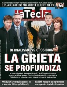 Revista LA GRIETA SE PROFUNDIZA
