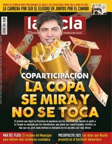 Revista LA COPA SE MIRA Y NO SE TOCA