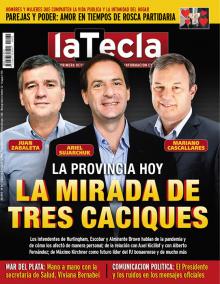 Revista LA MIRADA DE TRES CACIQUES