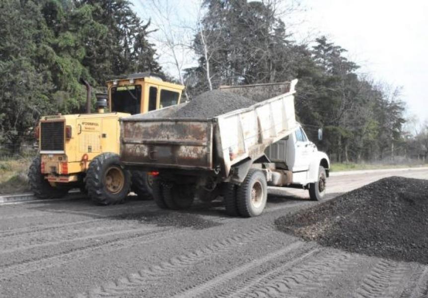 Municipio radical cerró planta estatal de asfalto y estalló la polémica