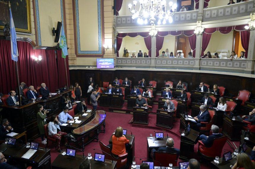 El Senado prestó acuerdo para cubrir vacantes judiciales