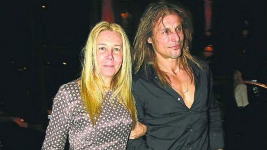 Mariana Nannis le pidió el divorcio a Claudio Paul Caniggia y exigió una recomposición millonaria