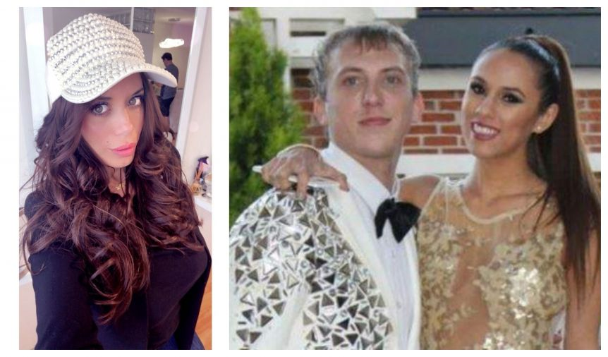 La ex de 'El Polaco' afirmó que su hija de 5 años lo encontró con Barby Silenzi