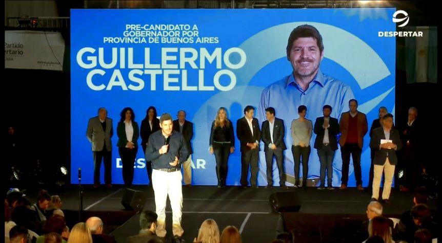 Revés para Espert: la Justicia Federal de La Plata deja a Castello sin candidatura a gobernador