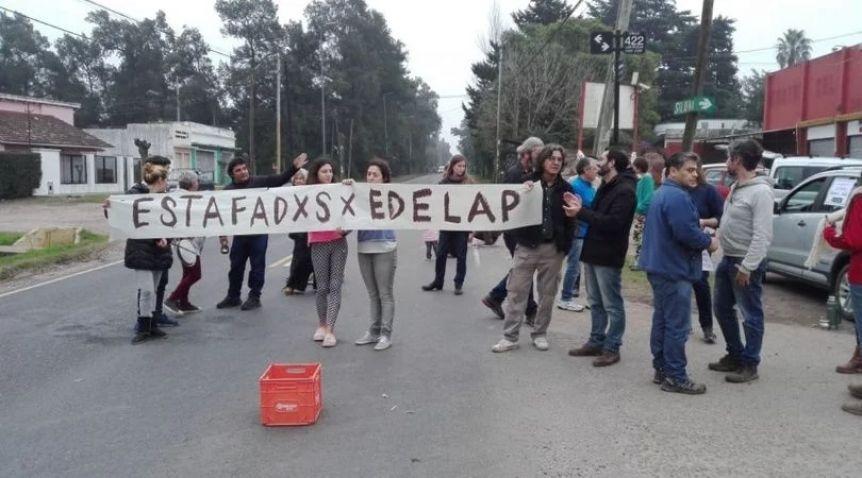 La Justicia ordenó a la empresa Edelap bonificar una factura más por el apagón de junio