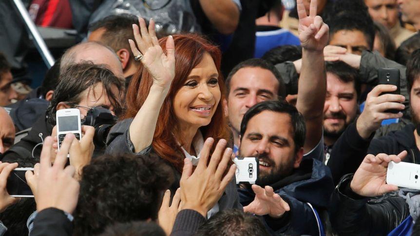 """Causa de subsidios al gasoil: la Cámara dictó la """"falta de mérito"""" de CFK"""
