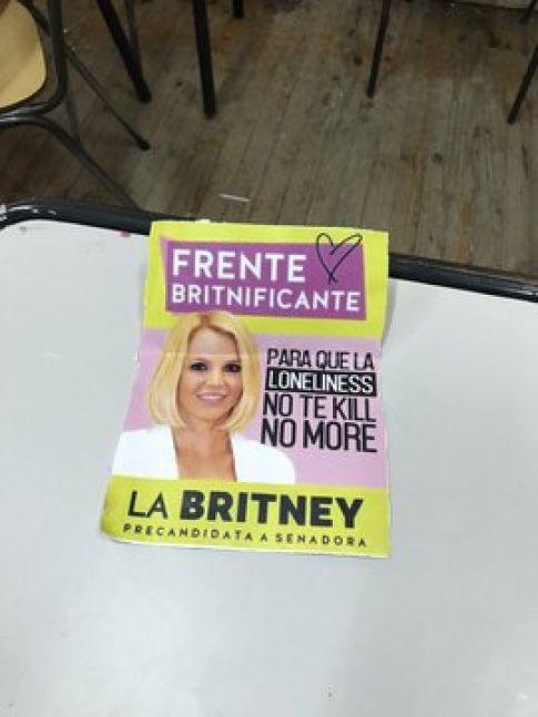 Ricky Fort, Britney Spears, Hulk y Marcelo Gallardo en las urnas argentinas