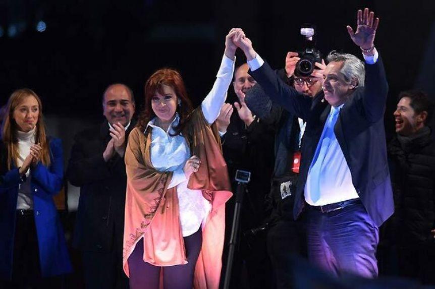 Oficial: Fernández 47%, Macri 32%