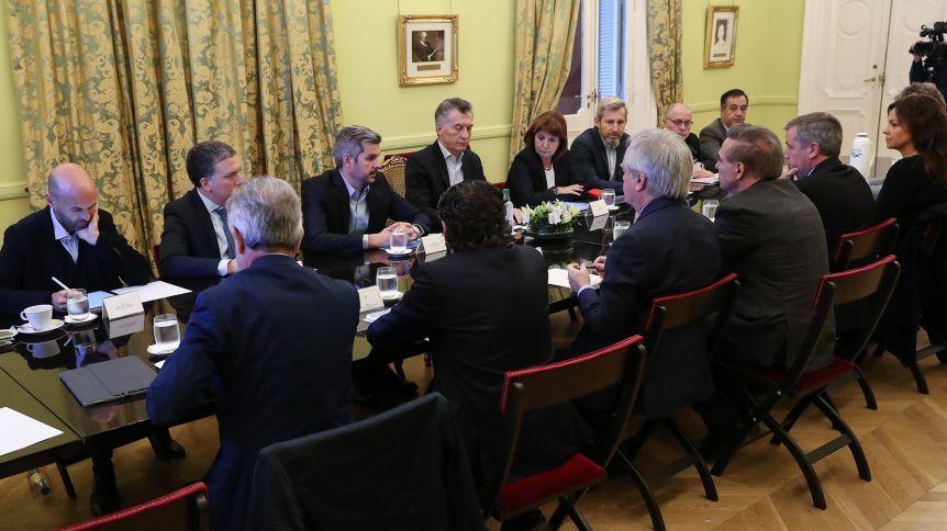 Con fantasmas de renuncias, Macri postergó la reunión de Gabinete