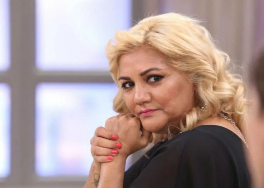 Mientras brindaba una entrevista en 'Intrusos', Gladys La Bomba dejó a su novio
