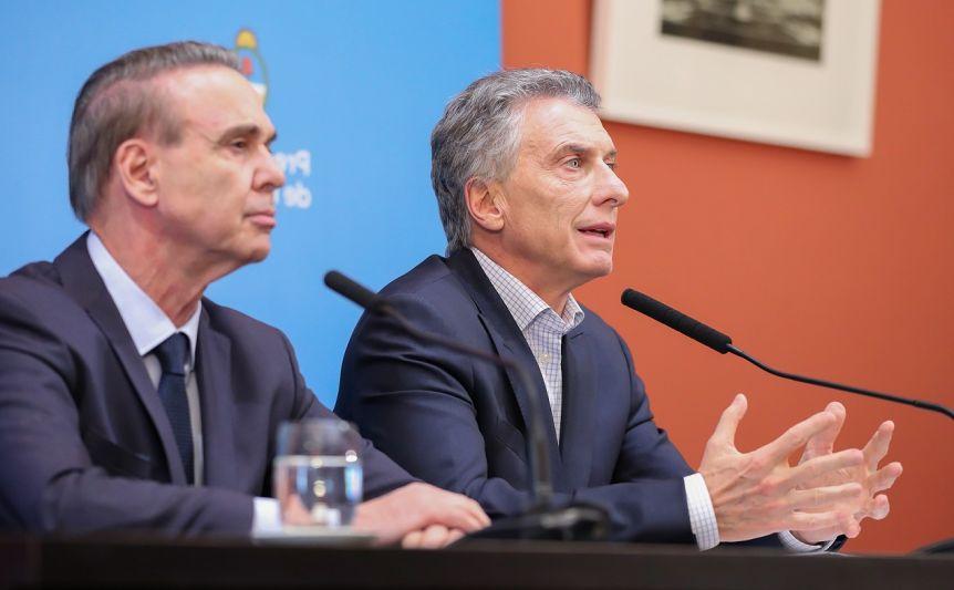 Sin autocrítica, Macri culpó al kirchnerismo por la devaluación y pidió que genere
