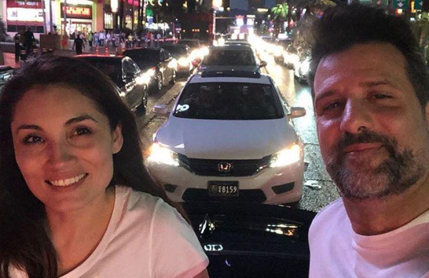 José María Listorti grabó el momento en el que le propuso casamiento a Mónica