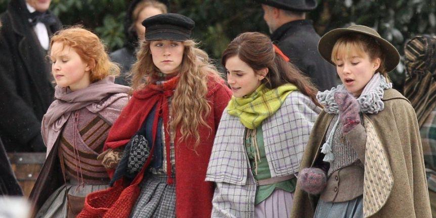 Lanzaron el primer tráiler de 'Mujercitas' con Emma Watson como protagonista