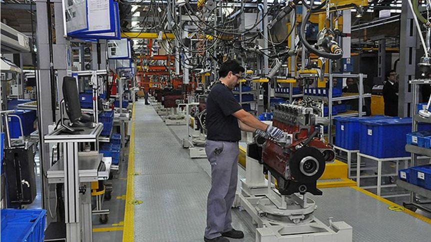 Por la recesión, cae otra vez la capacidad instalada de la industria