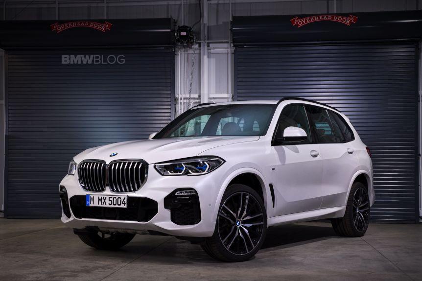 Nuevo modelo  BMW x5 (G05)
