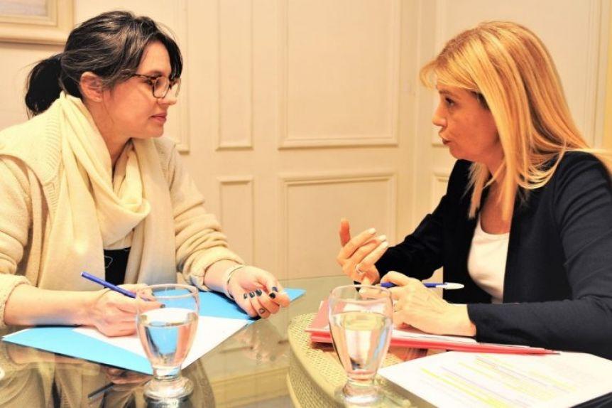 Magario y Marziotta analizaron políticas conjuntas para la región AMBA
