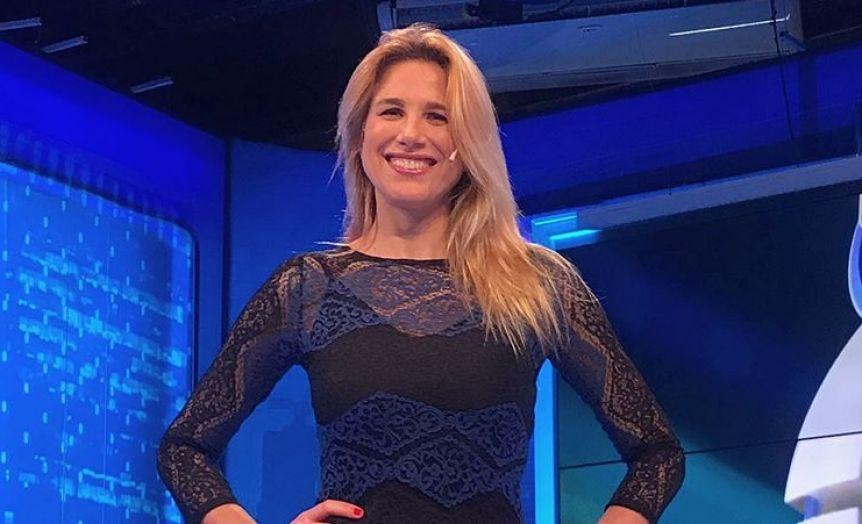 Alina Moine negó el romance con Marcelo Gallardo y afirmó que