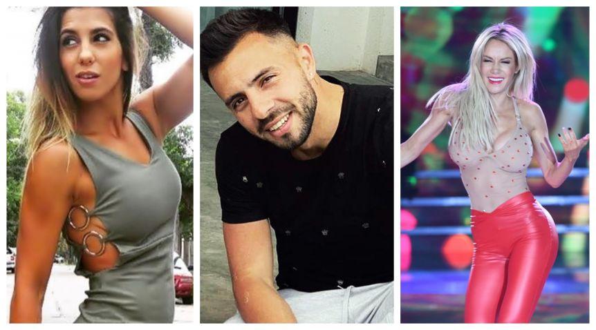 Matías Deferico comenzó a seguir a Luli Salazar y Cinthia Fernández estalló... ¿de risa?