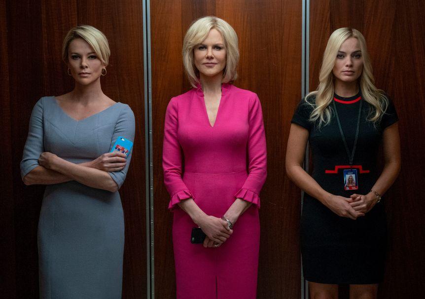 Lanzaron el tráiler de Bombshell, el film que narrará el gran escándalo de Fox News