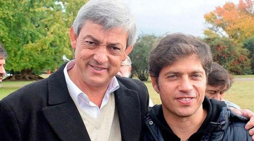 El PJ bonaerense despidió al intendente Cortés, fallecido en un accidente