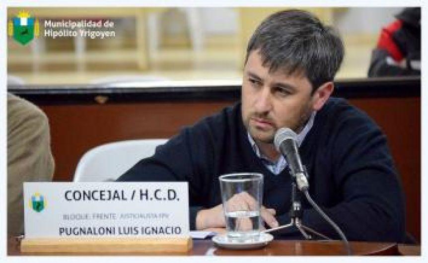 Hipólito Yrigoyen: quién reemplaza a Cortés como intendente y como candidato