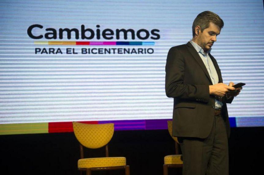 Un cuestionado Peña intenta motivar a su tropa por Whatsapp