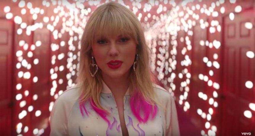 Taylor Swift lanzó 'Lover' y sus fans estallaron las redes