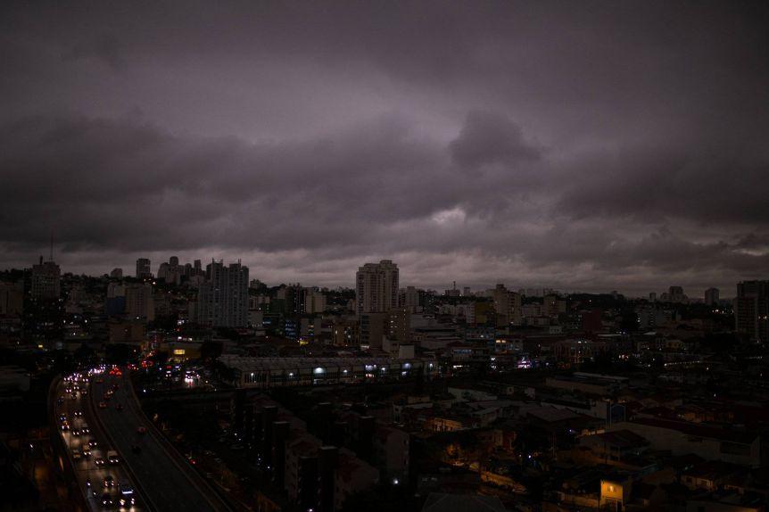 El humo por el incendio en el Amazonas llegó a Argentina