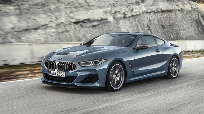 Salió el nuevo BMW serie 8 coupé