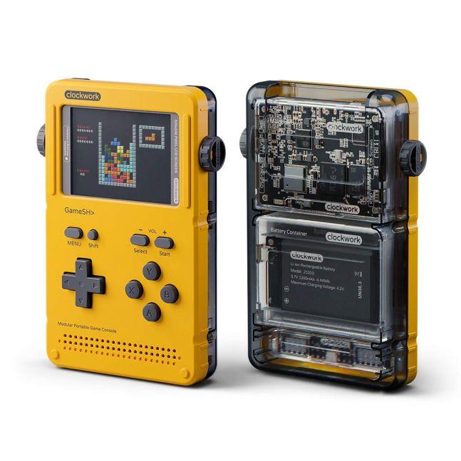 En homenaje a Game Boy, una versátil Consola portátil