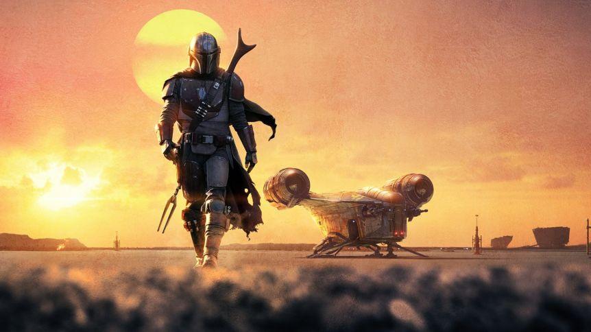 The Mandalorian, la serie de Star Wars presentó su primer tráiler