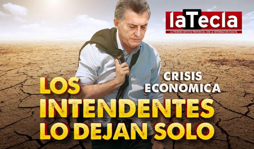 Los intendentes dejaron solo a Macri