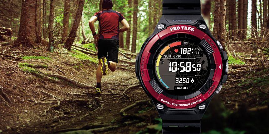 Un smartwatch con un mes de batería y unas antiparras inteligentes