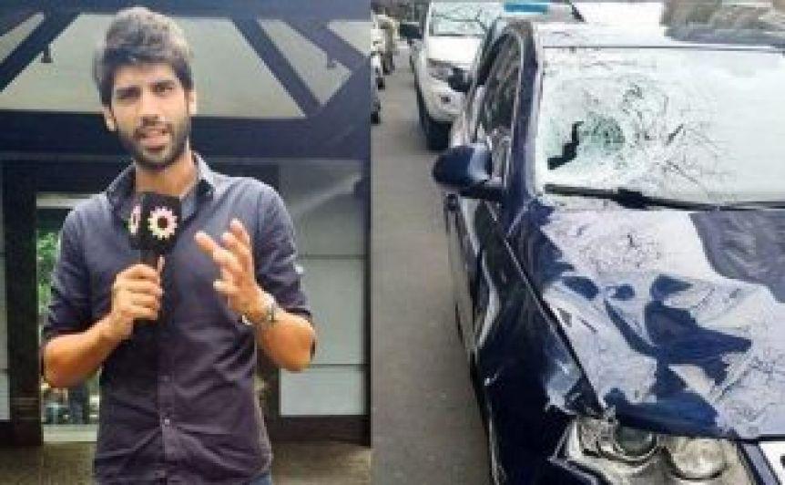 Eugenio Veppo, el periodista que atropelló y mató a una agente de tránsito, declaró ante la jueza