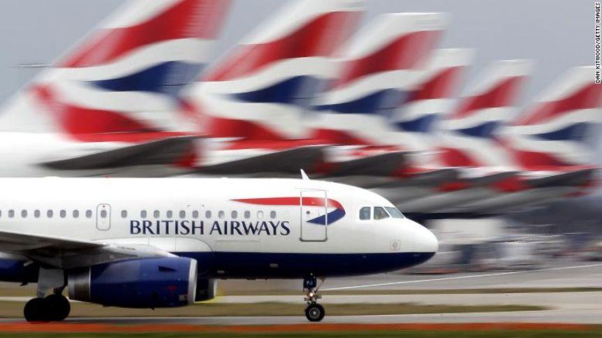 Por huelga de pilotos, British Airways canceló sus vuelos