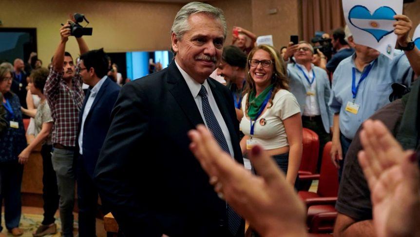Alberto Fernández debatirá con Macri