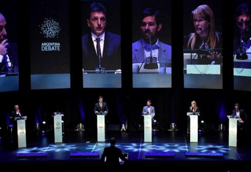 Debate presidencial: los argentinos lo valoran, pero no define su voto