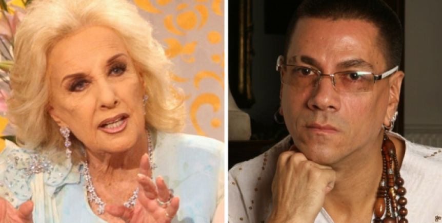 Roberto Piazza defendió a Mario Massaccesi y disparó contra Mirtha Legrand: