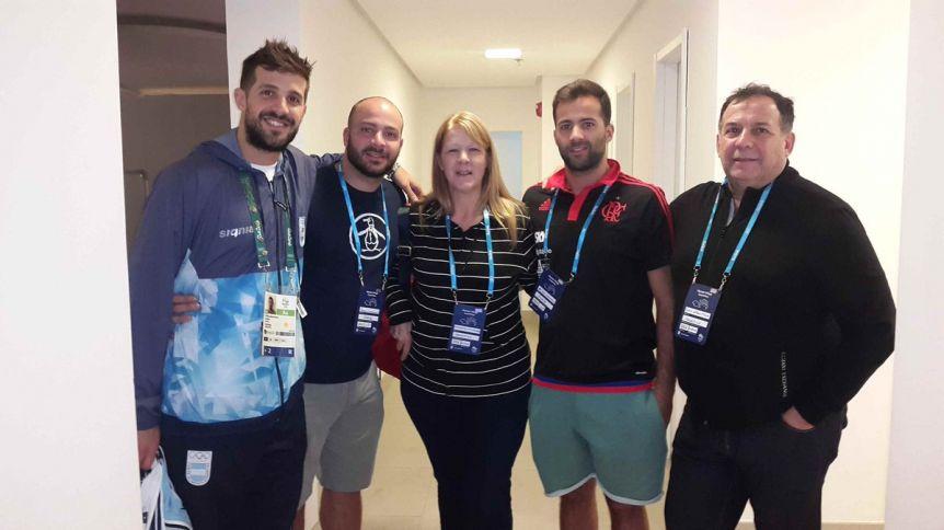 El orgullo de Stolbizer por la hazaña deportiva de la selección de Básquet