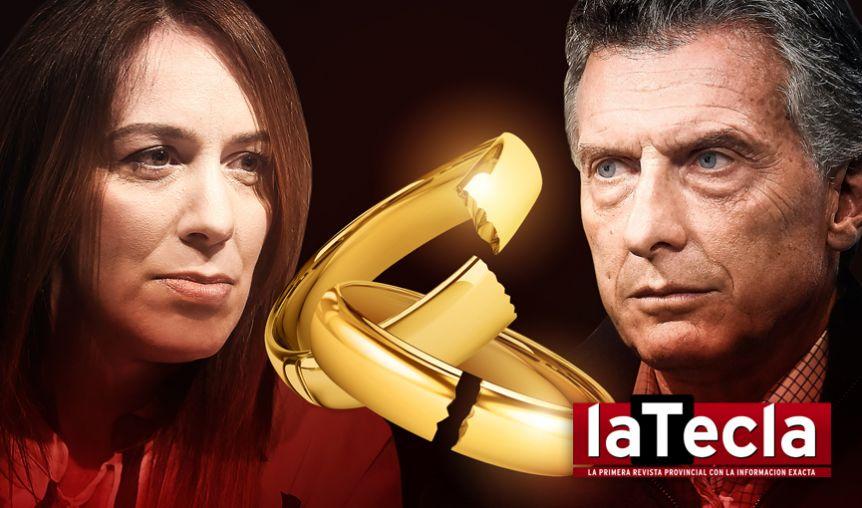 Vidal - Macri, el divorcio que viene