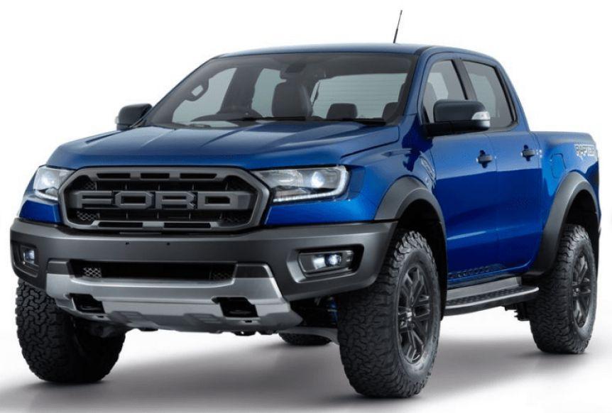 Entró en el país la Ford Ranger Raptor
