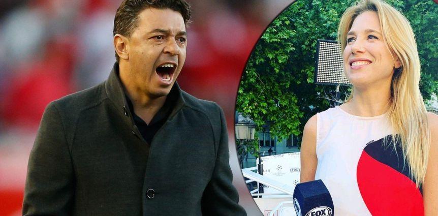 Se conoció el motivo por el que Marcelo Gallardo y Alina Moine se habrían separado