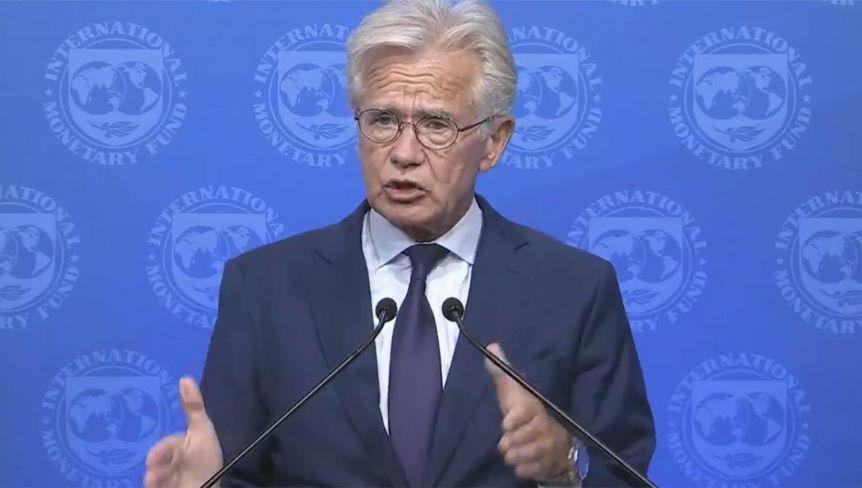 El FMI le mandó otro gesto a Macri