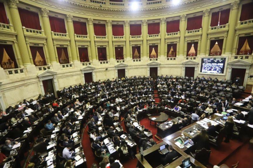 Diputados dio el primer paso para la prórroga de la Ley de Emergencia Alimentaria