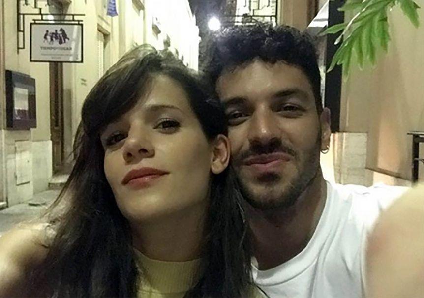 Nació Lila, la primera hija de Violeta Urtizberea y Juan Ingaramo