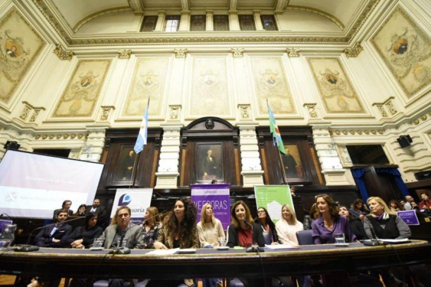Legisladoras bonaerenses pidieron un Presupuesto 2020 con perspectiva de género