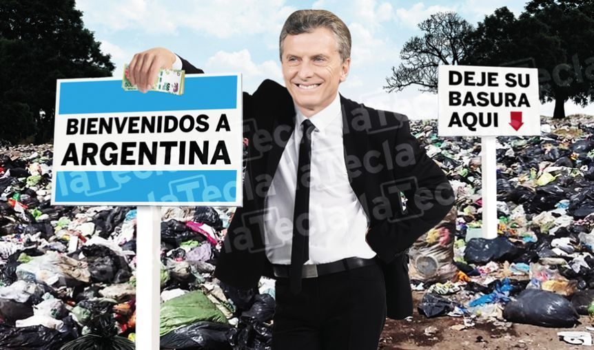 Stolbizer demandó a Macri por inconstitucionalidad del decreto para importar basura
