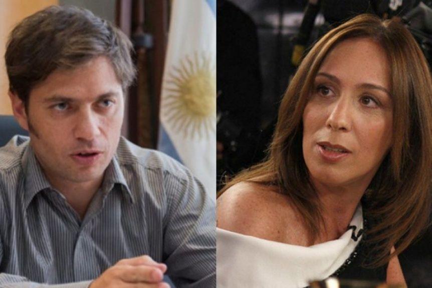 La madre de todas las batallas: Vidal y Kicillof en campaña